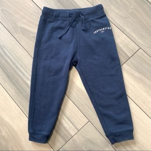 Navy Blue Kids Southhampton Joggers Unisex 2T